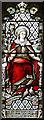 TF6918 : All Saints, Ashwicken, Norfolk - Window by John Salmon