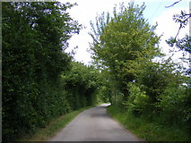 TM3972 : Bridge Road to the A144 Bramfield Road by Adrian Cable