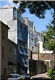 SX9164 : Buildings on Magdalene Road, Upton by Derek Harper