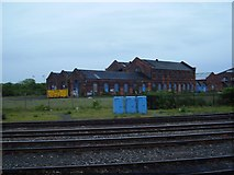 SK3635 : Derby Railway Works by Ashley Dace