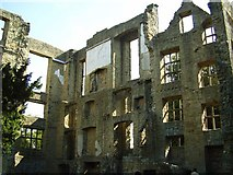 SK4663 : Hardwick Old Hall by Ashley Dace