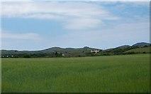 SH3434 : Cropland near the Polish village by Eric Jones