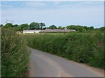 SH3434 : Gellidara Farm by Eric Jones