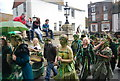 TQ8209 : Jack in the Green Festival 2010 by N Chadwick