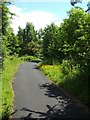 NS3976 : Cycle Route 7 at Dennystown Forge by Lairich Rig