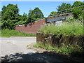 SO8569 : Crown Lane railway overbridge by Peter Whatley