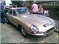 SE0337 : Jaguar E Type by Burgess Von Thunen