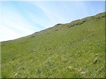 NN1717 : Lower slopes of Tom a' Phiobaire by John Ferguson