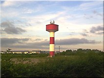 O0033 : Water Tower at Backweston, West Co. Dublin by JP