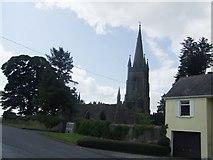 N6474 : Ruined church by John M
