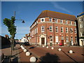 TQ7407 : Post Office, Bexhill by Oast House Archive