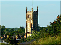 SP0202 : St John the Baptist Church, Cirencester by Brian Robert Marshall