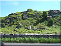 NZ0488 : Rothley Crags by Barbara Carr