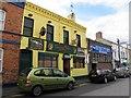 J5081 : Winning Post, Bangor by Kenneth  Allen