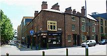 SP0786 : Court 15, Inge Street, Birmingham by Brian Robert Marshall