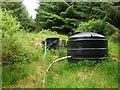 NN0720 : Water tanks by Patrick Mackie