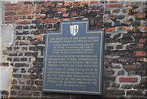 TQ3265 : The Hospital of The Holy Trinity, Croydon by N Chadwick
