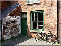 SP0786 : Back yard, Court 15, Inge Street, Birmingham (4) by Brian Robert Marshall