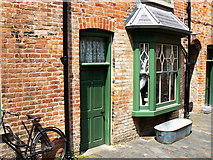 SP0786 : Back yard, Court 15, Inge Street, Birmingham (5) by Brian Robert Marshall