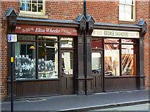 SP0786 : The Birmingham back-to-backs, Hurst Street, Birmingham (3) by Brian Robert Marshall