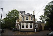 TQ3472 : Dulwich Wood House, Sydenham Hill by N Chadwick