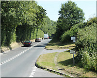 ST8245 : 2010 : A362 heading south east toward Warminster by Maurice Pullin