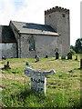 TF8529 : All Saints' church in Tattersett - churchyard by Evelyn Simak