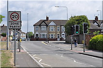 ST3186 : Docks Way, looking towards Mendalgief Road by Nick Mutton