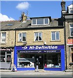 SE1942 : Hi-Definition Sports Nutrition Supplies - Oxford Road by Betty Longbottom