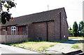 TQ4669 : St Barnabas (old church), Rushet Road, St Paul's Cray, Kent by John Salmon