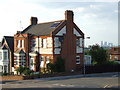 TQ3573 : Netherby Road, SE23 by Malc McDonald