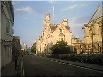 SP5106 : Merton Street, Oxford by Marathon