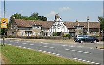 SO6302 : Former almshouses, Church Road, Lydney by Jaggery