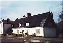 TL4568 : Cottage in Cottenham. Cambridgeshire by nick macneill