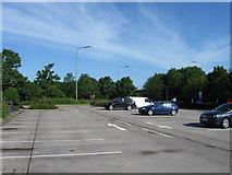 SJ7760 : Sandbach Services, M6 Southbound by Alex McGregor