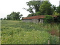 TR0532 : Derelict Shed near Honeywood Farm  by Oast House Archive