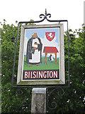 TR0434 : Bilsington Village Sign by Oast House Archive