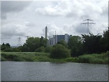 N0069 : Lough Ree (Lanesborough) Power Station by John M