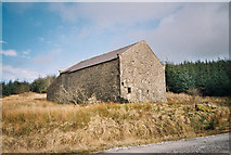 SD7558 : Geldard Laithe Barn - Gisburn Forest - Bowland by Tom Howard