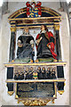 TF6120 : St Nicholas' Chapel in Kings Lynn - C17 monument by Evelyn Simak