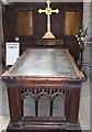 TF6120 : St Nicholas' Chapel in Kings Lynn - war memorial by Evelyn Simak