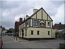 SK0418 : The Pig and Bell Pub, Rugeley by canalandriversidepubs co uk