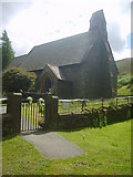 NY4319 : St. Peter's Martindale by Michael Graham