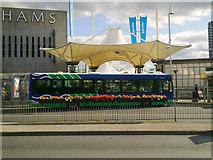 SU1584 : Fleming Way and The Parade, Swindon by Brian Robert Marshall