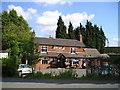 SK1509 : the Plough Pub, Huddlesford, Lichfield by canalandriversidepubs co uk