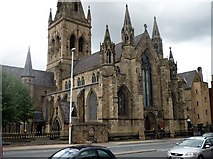 SJ8298 : Salford Cathedral by Graham Hogg