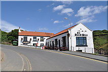 TA0390 : Old Scalby Mills pub by Nicholas Mutton