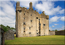 R9693 : Castles of Munster: Killaleigh, Tipperary (2) by Mike Searle