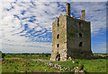 M2550 : Castles of Connacht: Kinlough, Mayo (1) by Mike Searle
