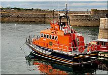 J5980 : Donaghadee lifeboat (5) by Albert Bridge